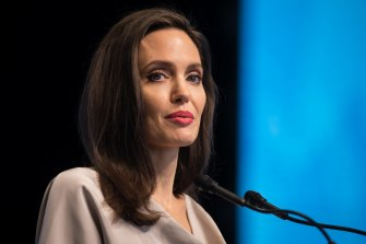Angelina Jolie manages to intertwine her philanthropic work, in a way that feels organic, experts say.