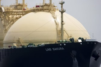 Bulging at the seams: global gas production has outstripped demand, sending prices diving, the IEA says.