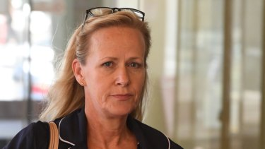 Linda Monfrooy has pleaded not guilty for conspiring to defraud Ron Medich