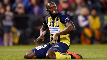 Concrete offer: It would be hard to begrudge Usain Bolt a two-year deal and could also save the Mariners' blushes.