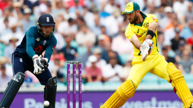 Change of pace: The likes of Glenn Maxwell face the prospect of warming up for Test cricket in the shorter formats.