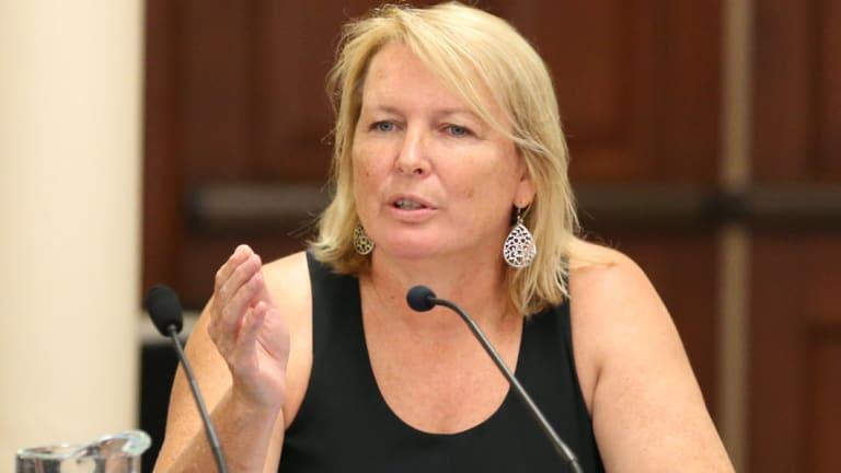 Labor's sports spokeswoman Lynda Voltz is interested in preselection for Auburn.
