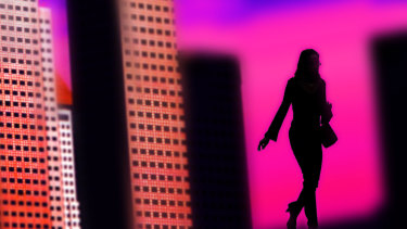 Is walking Sydney's streets safe? Illustration: Greg Newington