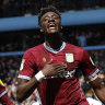 Leeds, Aston Villa win opening matches in Premier League bid