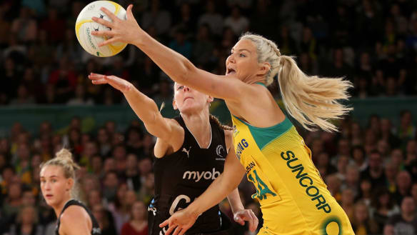 Tippett faultless as Australia beat New Zealand to clinch quad title