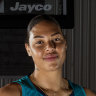Cambage's Flyers to face Boomers in WNBL's season-opening flurry