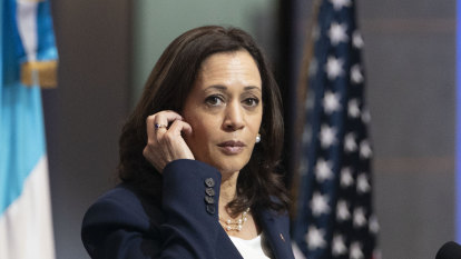 The Democrats have a Kamala Harris problem