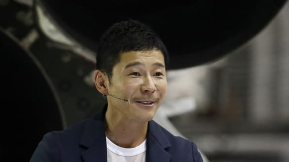 Yusaku Maezawa booked all seats on SpaceX moon shot. Who is he?