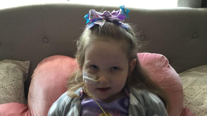 Lemon Face Challenge goes viral for Canberra's brave Annabelle Potts