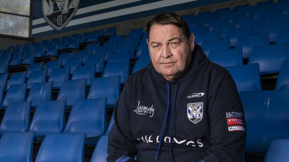 Legendary All Blacks coach says there is light at the end of the tunnel for Bulldogs