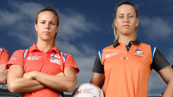 Sydney's netball future clearer as Swifts, Giants resign