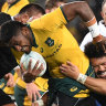 Queensland, NSW emerge as shock Rugby Championship hosts