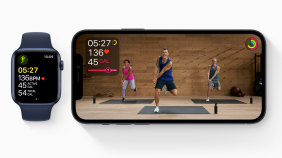 Apple Fitness+ features 10 different styles of workout, including from HIIT to Core, Dance and Treadmill.