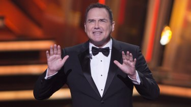 Comedy in the coronavirus crisis? Canadian comedian Norm Macdonald gave it a crack.