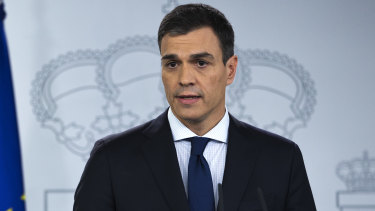Spanish Prime Minister Pedro Sanchez has promised to address injustices committed during and after the civil war.