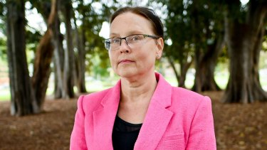 Victorian Labor MP Jane Garrett.