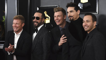 Fans are eagerly awaiting info on the status of Backstreet Boys' coming Australian tour.