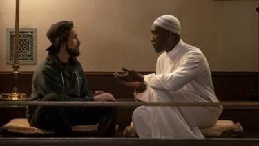 Ramy Youssef and Mahershala Ali star in Ramy.