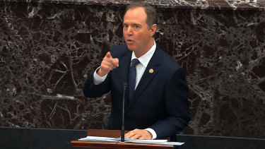 Adam Schiff has been the Democrats' breakout star of the impeachment trial.