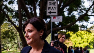 """NSW Labor leader Jodi McKay says it would be a """"copout"""" to blame her leadership for her party's loss in the Upper Hunter."""