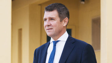 Former Mike Baird has been made an Officer of the Order of Australia.