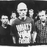 Australian rock royalty, Midnight Oil.