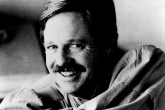 Armistead Maupin in 1982: 'San Francisco changed my life.'