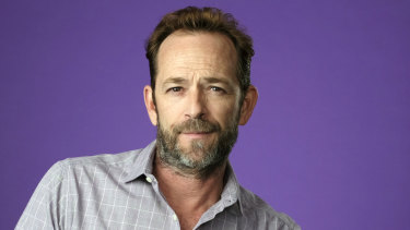 Luke Perry has died after suffering a stroke.
