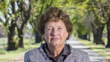 Ros Waller missed a couple of payments due to prolonged drought and lost her farm.
