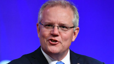 Prime Minister Scott Morrison is heading into an election with higher-than-forecast revenues up his sleeve.