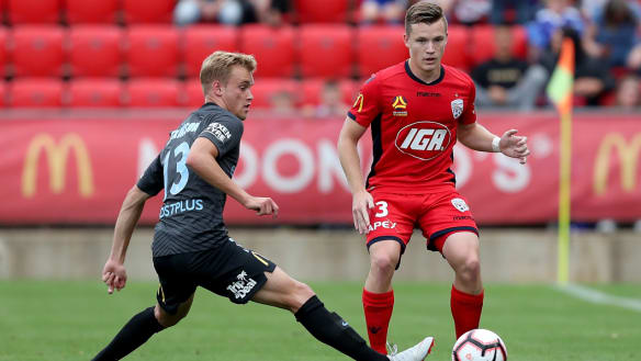 The kids are all right as Melbourne City look to build strength
