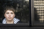 Finn had a panic attack on his first day of year 8 because he was worried he hadn't learnt enough during lockdown.