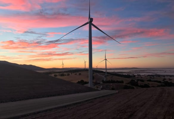 Winds of change for Golden Plains as huge wind farm gets go-ahead