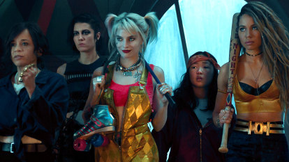 Birds of Prey is over-complicated but Margot Robbie aces her role