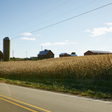 Dubuque County, Iowa.