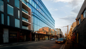 Vicland's new office at 11 Wilson Street in South Yarra sold to a German fund manager.