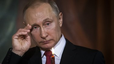 Russian President Vladimir Putin has been a strong supporter of the Iran deal.