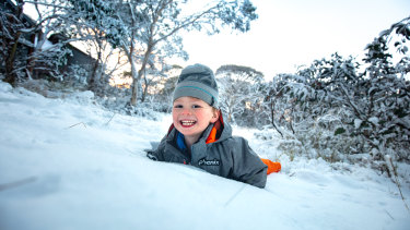 Children under 12 won't be required to get a COVID-19 test before they hit the slopes.