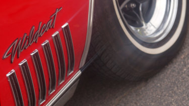 The Buick Wildcat III is one of the cars featured in the Amazon Prime Video documentary.