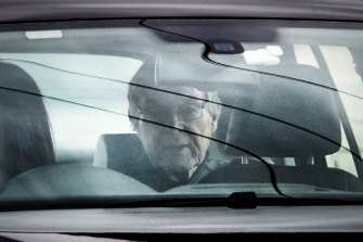 Cardinal George Pell left Barwon Prison a free man on Tuesday.