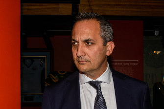 Andrew Abdo has nailed down a revised CBA with the RLPA.
