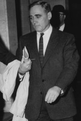 The government launched a misconduct investigation of P. L. Bazeley, head of the Commonwealth Serum Laboratories, in 1961 after he criticised a bill that would affect his agency.