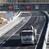 Transurban says shift to per-kilometre charging on Australian roads should start now
