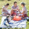 Picnic Day 'the first step' towards reuniting with family and friends