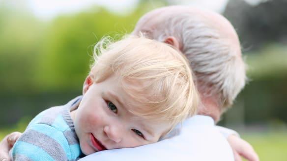 The hidden cost of minding grandchildren has been revealed