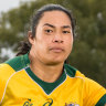 Patu puts faith in her underdog Wallaroos