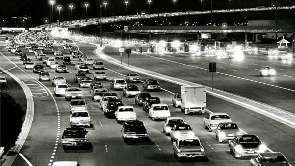 Flashback 1978: The West Gate Bridge opens