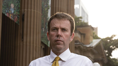 Dan Tehan warns unis he has 'blunt instruments' to compel action on foreign interference