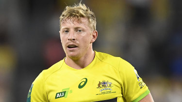 Lachlan Miller can't wait to make an impact at the Cronulla Sharks.