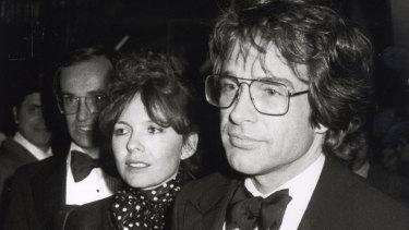 Diane Keaton and Warren Beatty in 1979.
